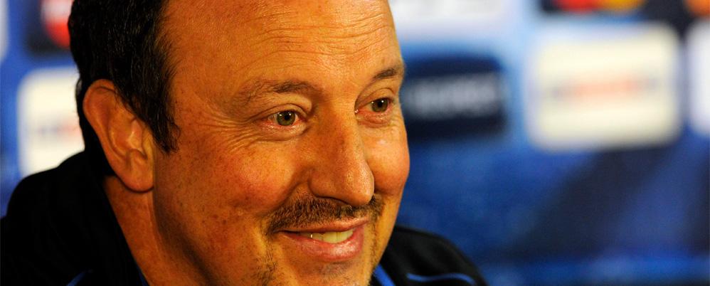 """Benitez: """"Stiamo lavorando bene, sarà un Napoli protagonista anche nei prossimi anni"""""""