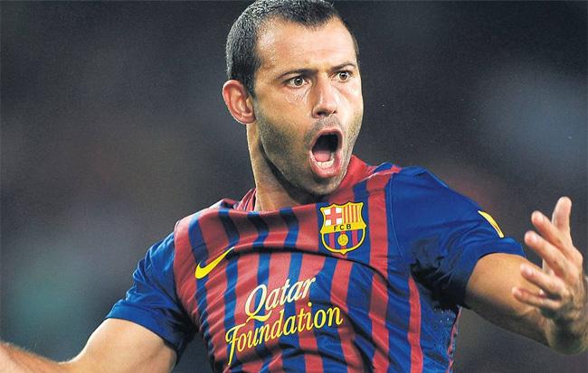 Calciomercato: l'agente di Mascherano propone il Napoli al Barça