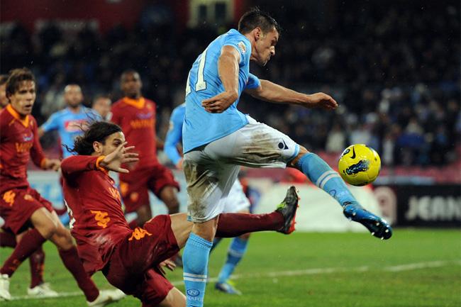 Roma-Napoli: biglietti in vendita