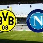 Borussia Dortmund-Napoli: le formazioni ufficiali