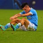 Lazio-Napoli: Hamsik in forte dubbio